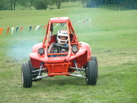 buggies and grass kart team building and stag parties