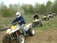 quad biking for stag parties, team building, corporate events or just for fun