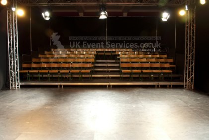 Uk Event Services Professional Tiered Stage Platforms